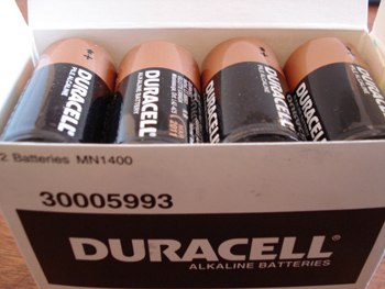 Duracell C Battery Box 12 30005993 Copper Top