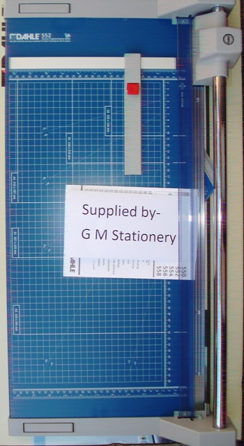 Dahle 552 A3 Rotary Paper Trimmer 460mm Cut 15 sheet 00552-21242