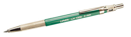Linex LH1000 2mm Lead Holder Mechanical Pencil - Free Shipping.
