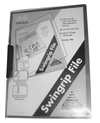 Colby- 190A A4 Swingrip Files